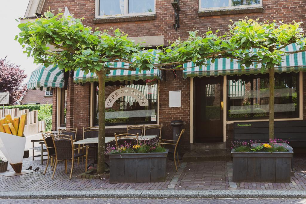 Café/Cafetaria De Poort