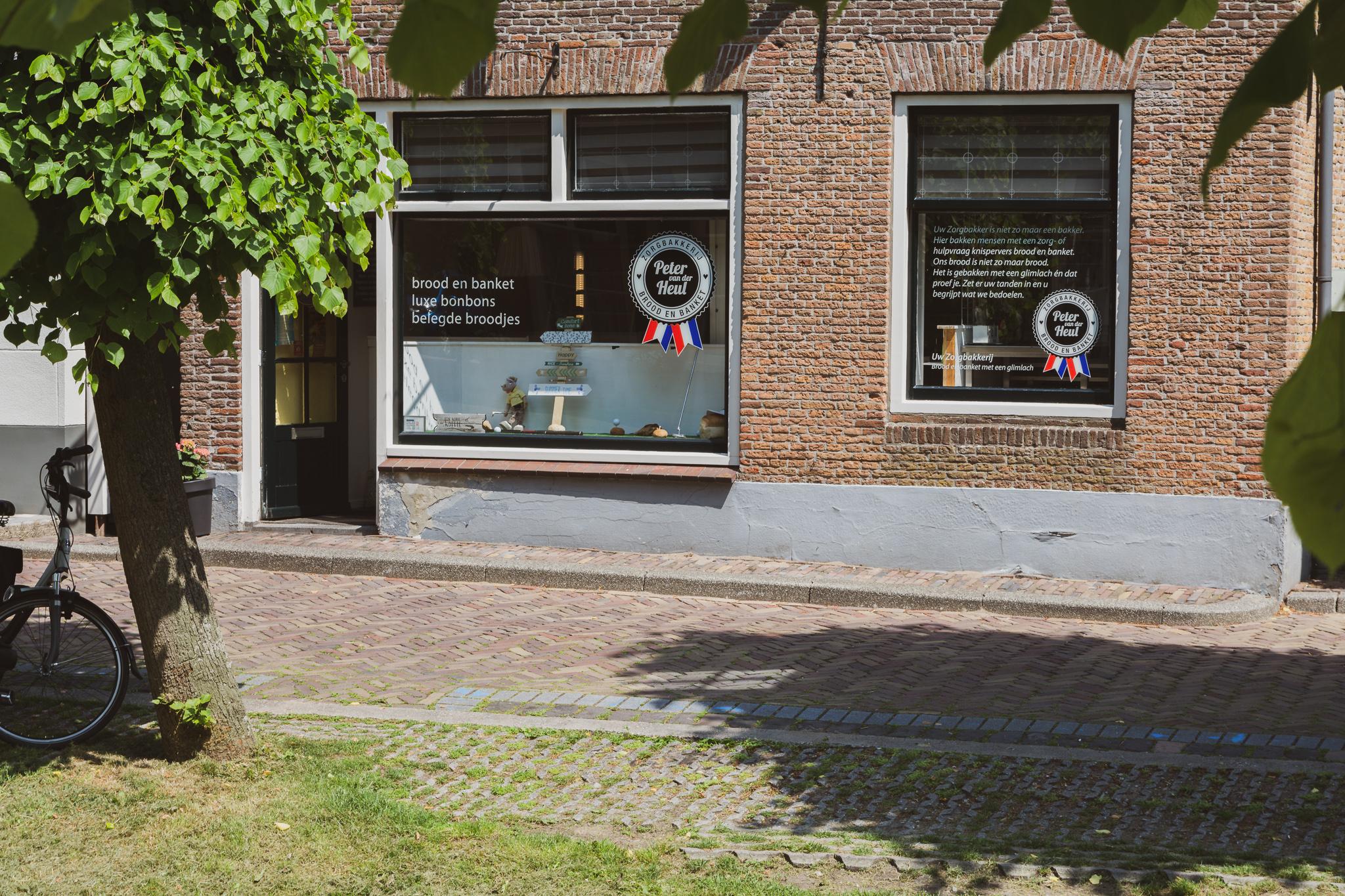 Zorgbakkerij Peter van der Heul