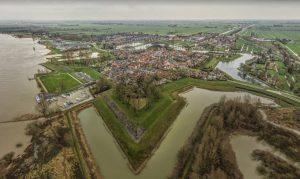 Panorama Nieuwpoort - Foto: Henri Ton