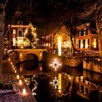 Kerst in het kleinste stadje van Holland
